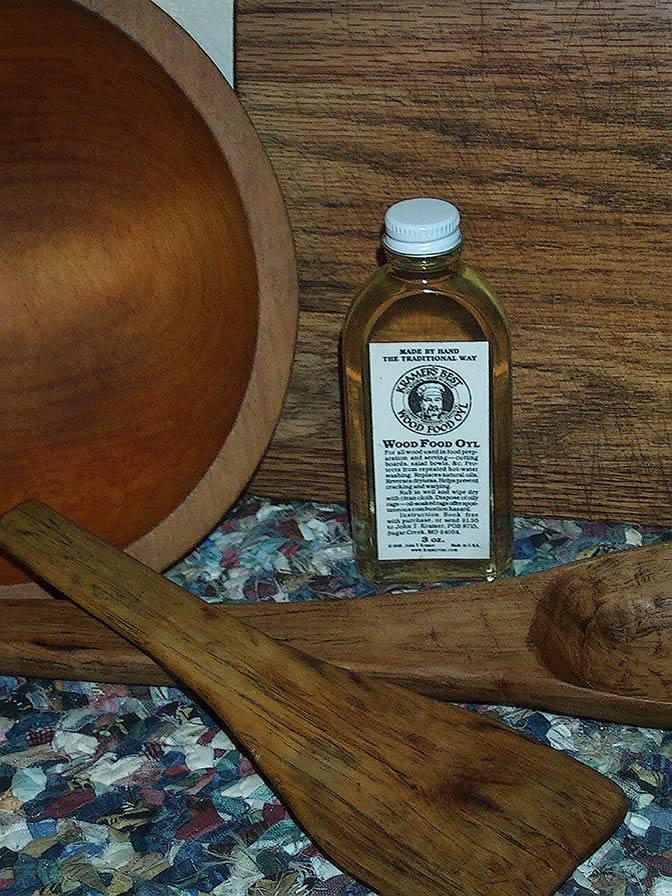 Kramer S Best Wood Food Oil