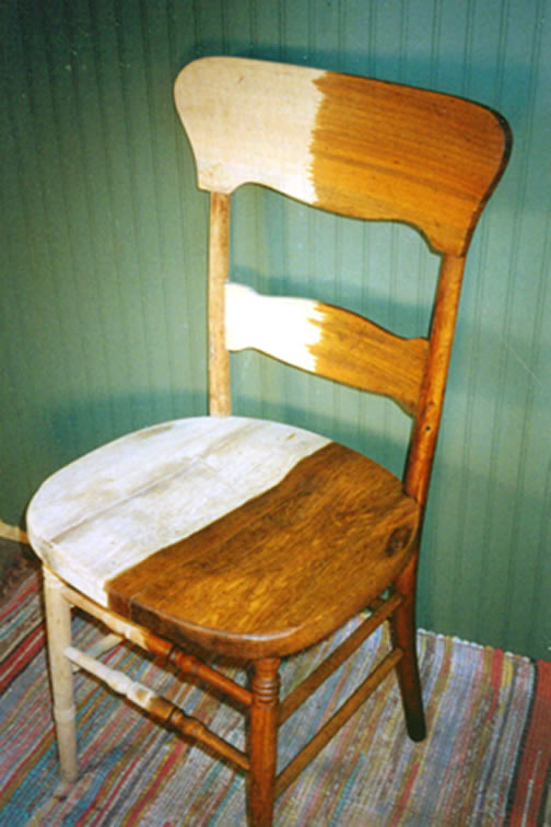 New Wood · Stripped Chair (312 KB) - Kramers Best - Using On Wood